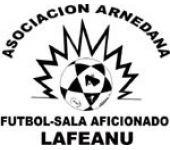 Ampliar información de Asociación Fútbol Sala Lafeanu