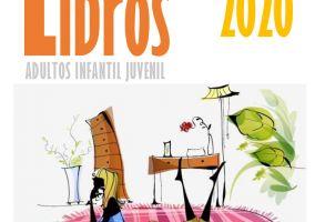 Ampliar información de Boletines de novedades Primavera 2020 de libros para niños, jóvenes y adultos