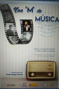 "Ampliar información de Monologo con ""M"" de Música."