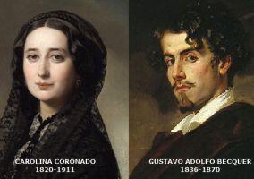 Ampliar información de De la octava real a la rima: de Carolina Coronado a Bécquer