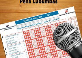 Ampliar información de Humor: Coria Castillo en la Final del XV Concurso de Monólogos Peña Lubumbas