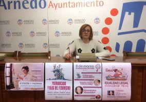 Ampliar información de Se han presentado las actividades programadas con motivo del Día de la Mujer