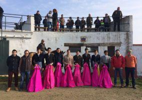 Ampliar información de Seleccionados los novilleros del XVII Zapato de Plata
