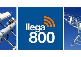 Ampliar información de LLega 800: posibles afectaciones por implantación del 4G de 800 MHZ