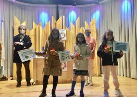 Ampliar información de Tres escolares arnedanas finalistas de la 18º edición del concurso impulsado por Aqualia
