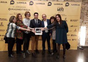Ampliar información de  El Ayuntamiento de Arnedo,  mejor proyecto móvil de los Premios Web Riojanos