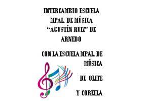Ampliar información de Concierto Intercambio de la Escuela Mpal. de Música