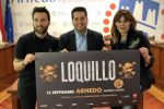 Ampliar información de Se ha presentado el concierto de Loquillo en Arnedo