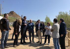 Ampliar información de Inaugurada la variante de la Vía Verde en Arnedo