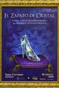 Ampliar información de Musical: El Zapato de Cristal. Tributo a la La Cenicienta