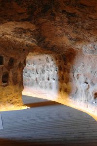 Ampliar información de Patrimonio rupestre