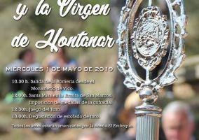 Ampliar información de Romeria de San Marcos y la Virgen de Hontanar