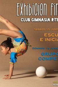 Ampliar información de Exhibición Gimnasia Rímica - Escuela e Iniciación