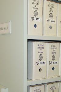 Ampliar información de Archivo Municipal