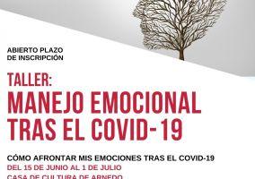 Ampliar información de Taller: manejo emocional tras el COVID-19