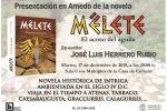 Ampliar información de Presentación del libro Mélete: El acoso del águila, por su autor José Luís Herrero Rubio.