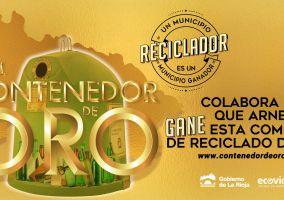 Ampliar información de Sto. Domingo de la Calzada encabeza el ranking del concurso El contenedor de Oro