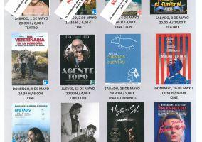 Ampliar información de Suspendidos varios eventos de la programación del Teatro Cervantes del mes de mayo de 2021en el Teatro Cervantes por causa de la COVID 19.