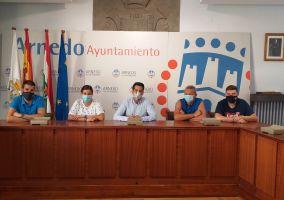 Ampliar información de Se suspenden las fiestas de San Cosme y San Damián 2020