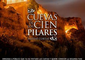 Ampliar información de La II fase de las Cuevas de los Cien Pilares abrirá al público el próximo 19 de marzo