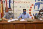 Ampliar información de Cáritas Parroquial de Arnedo suscriben el convenio de colaboración 2021