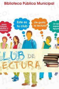 Ampliar información de Club de lectura 2018-2019.