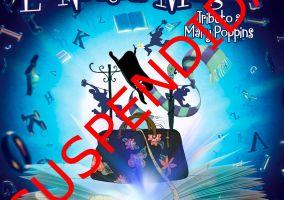 Ampliar información de Suspendida la función de La Niñera Mágica del día 5 de mayo en el Teatro Cervantes