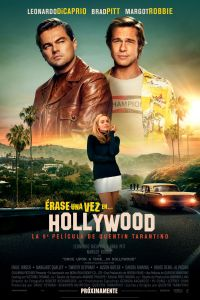 Ampliar información de Cine: Érase una vez en… Hollywood