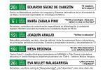 Ampliar información de Febrero es Pública. Charla: El espejismo de la mayoría por Eduardo Sáenz de Cabezón.