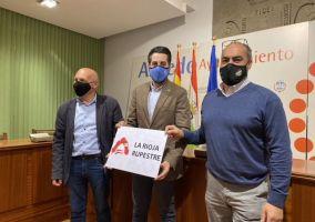 Ampliar información de La Rioja Rupestre buscará la promoción del Valle del Cidacos como destino turístico