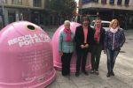 Ampliar información de Presentada la campaña 'Recicla vidrio por ellas'
