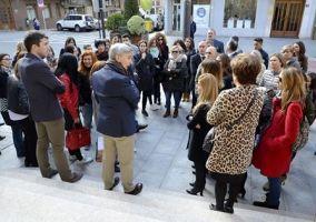Ampliar información de El sector turístico de La Rioja visita La Rioja Tierra Abierta