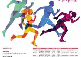 Ampliar información de Presentada la carrera popular San Silvestre 2017