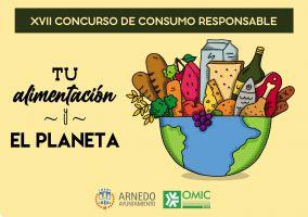 Ampliar información de Comienza el XVII Concurso de Consumo Responsable