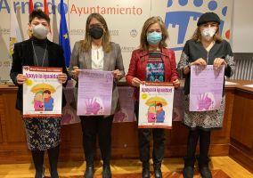 Ampliar información de Presentados los actos con motivo del Día Internacional de la Mujer