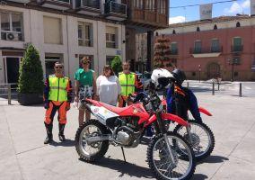 Ampliar información de Puesta en marcha del servicio motorizado de Protección Civil
