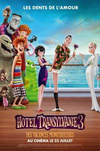 Ampliar información de Verano cultural. Cine de Verano: Hotel Transilvania III. Unas vacaciones monstruosas.