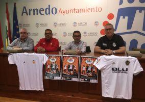 Ampliar información de Presentado el campus de fútbol del CD Arnedo y el Valencia CF