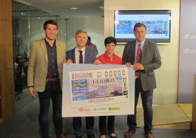 Ampliar información de El próximo 31 de mayo el cupón de la ONCE estará dedicado a La Rioja Tierra Abierta en Arnedo