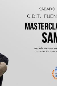 Ampliar información de Materclass Samuel Martí