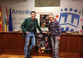 Ampliar información de Presentada la 10ª Muestra de Jazz Ciudad de Arnedo