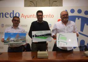 Ampliar información de Presentado el proyecto de la nueva Pista Polideportiva Cubierta
