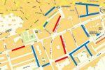 Ampliar información de Cambios temporales en la Zona Azul con motivo de la peatonaliación