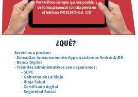 Ampliar información de Horario de verano Servicio Integración Social de Nuevas Tecnologías