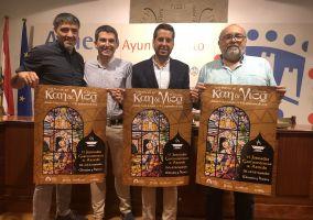 Ampliar información de Presentada la XXI edición del Mercado del Kan de Vico