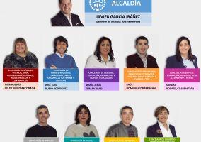 Ampliar información de Presentado el nuevo Gobierno Municipal para Arnedo.
