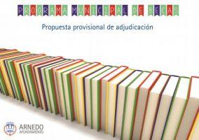 Ampliar información de Propuesta provisional de adjudicación de ayudas para la adquisición de libros de texto para el curso 2017/2018
