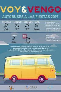 Ampliar información de Autobuses a Fiestas de Aldeanueva