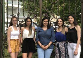 Ampliar información de Presentadas las candidatas a Reina de las fiestas 2019