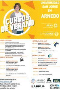 """Ampliar información de Cursos de Verano Universidad San Jorge: Mesa debate """"Salud Mental en positivo""""."""